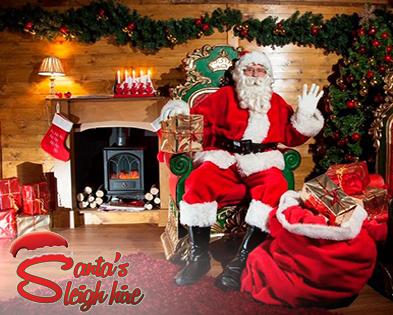 Santa's Sleigh Hire