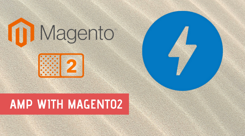 AMP WITH MAGENTO2
